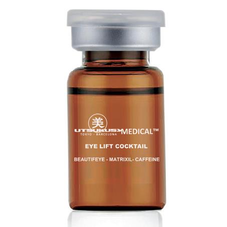 Augen Lifting Serum - Microneedling Serum von Utsukusy Cosmetics auf www.beauty.camp