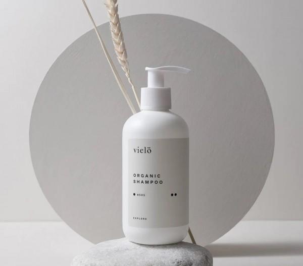 Organic Shampoo von vielö   pllegendes Bio-Shampoo auf www.beauty.camp