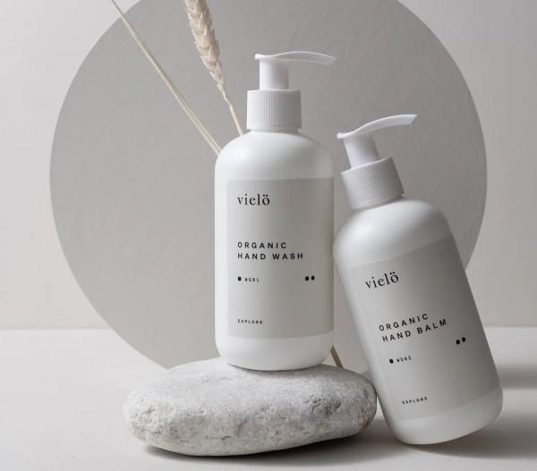 vielö - Organic Duo Hand | Organic Hand Wash & Organic Hand Balm auf www.beauty.camp