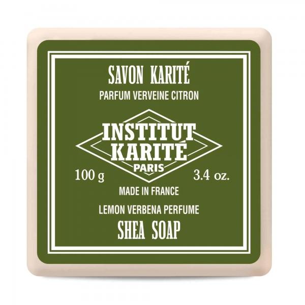 Sheabutter Seife Zitronenverbe| Institut Karité Paris | www.beauty.camp