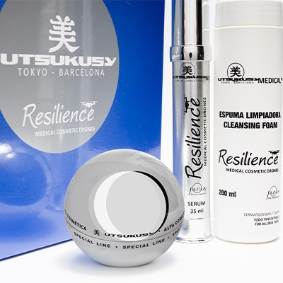 Resilience Home Care Set von Utsukusy Cosmetics auf www.beauty.camp