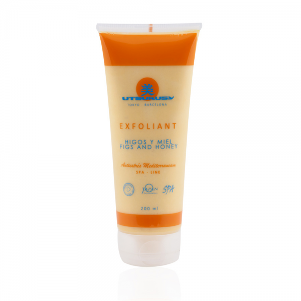 Mediterranes Peeling 200 ml von Utsukusy Cosmetics auf www.beauty.camp