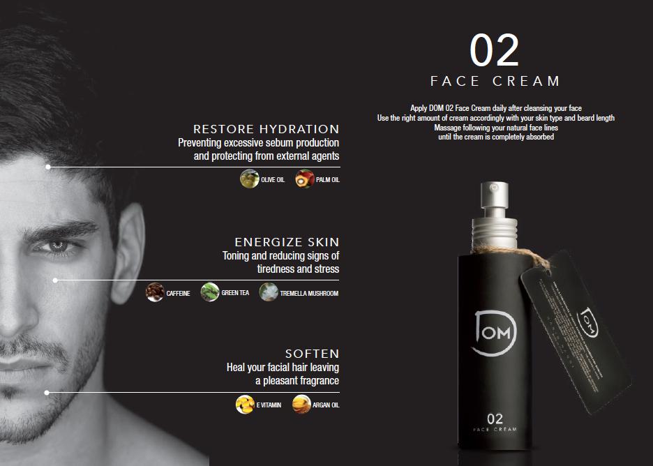 Gesichtscreme für Männer