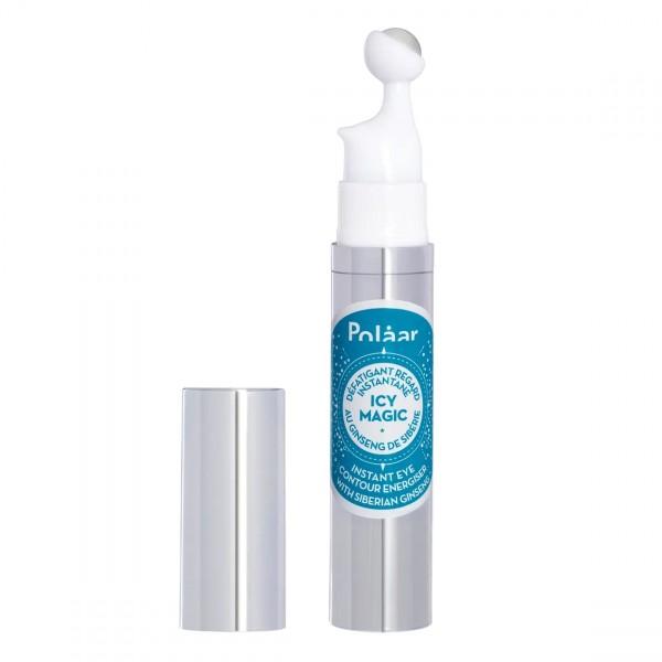 Augen Roll-On Icy Magic von Polaar verringert Augenringe Schwellungen auf www.beauty.camp