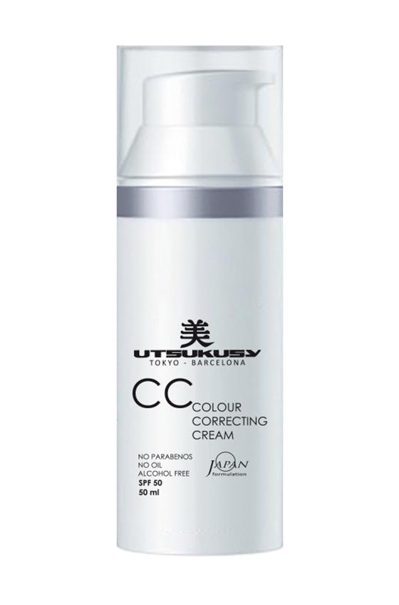CC-Cream ideal nach Peeling oder Microneedling