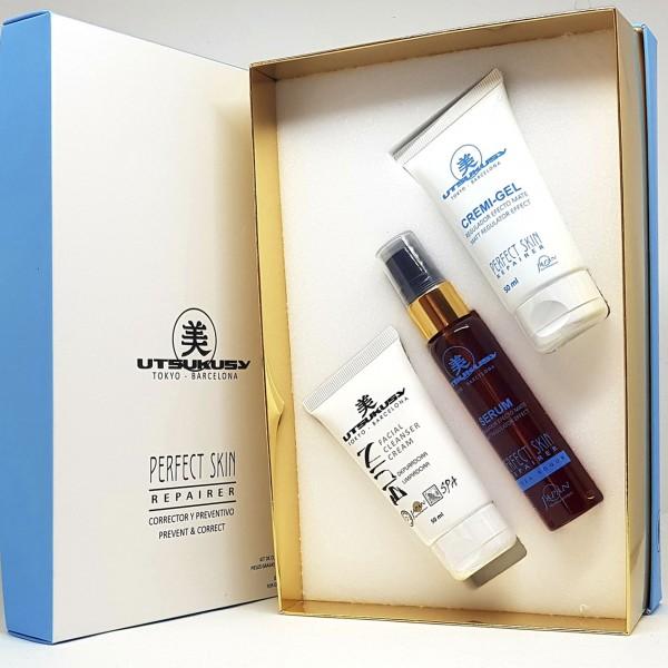 CremiGel Prfect Skin Set von Utsukusy Cosmetics auf www.beauty.camp
