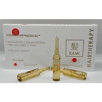 KAMI Microneedling Serum für die Kopfhaut gegen Haarausfall u. für mehr Haarwachstum