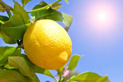 Zitronensäure Naturkosmetik